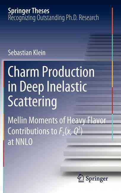 Charm Production in Deep Inelastic Scattering By Klein, Sebastian